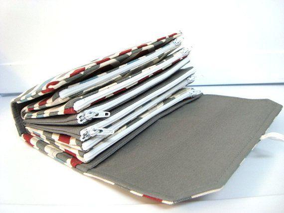 Cash Envelope Budget Wallet Dave Ramsey System / Z…