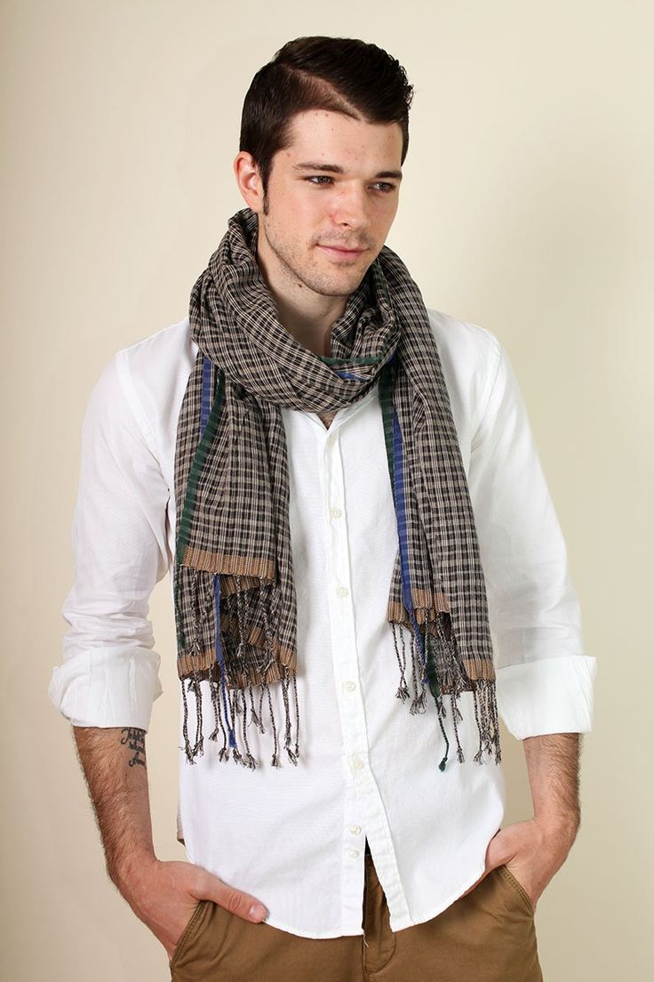 Scarves, have been a staple in men's clothing for more than two thousand years. Historically worn by some of our world's most prolific leaders, the scarf, a profound piece of neckwear has graced our necks for as long or longer than neckties, bow ties and cravats. In this scarf guide, you will.