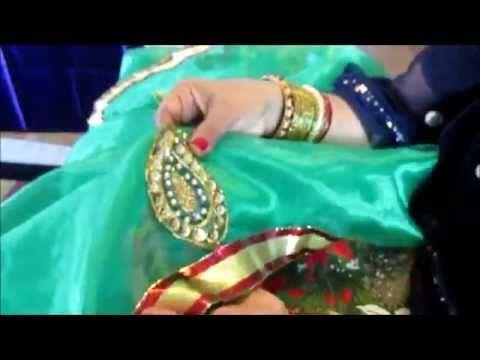 DIY: GREEN NET SAREE CREATION VIDEO  NO 2. - http://www.wedding.positivelifemagazine.com/diy-green-net-saree-creation-video-no-2/ http://img.youtube.com/vi/flu1cCo6pu0/0.jpg %HTAGS