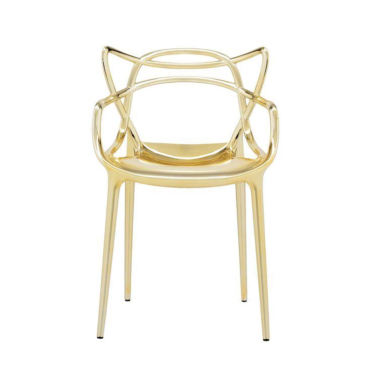 Masters Stol, Guld 4500 kr. - RoyalDesign.se