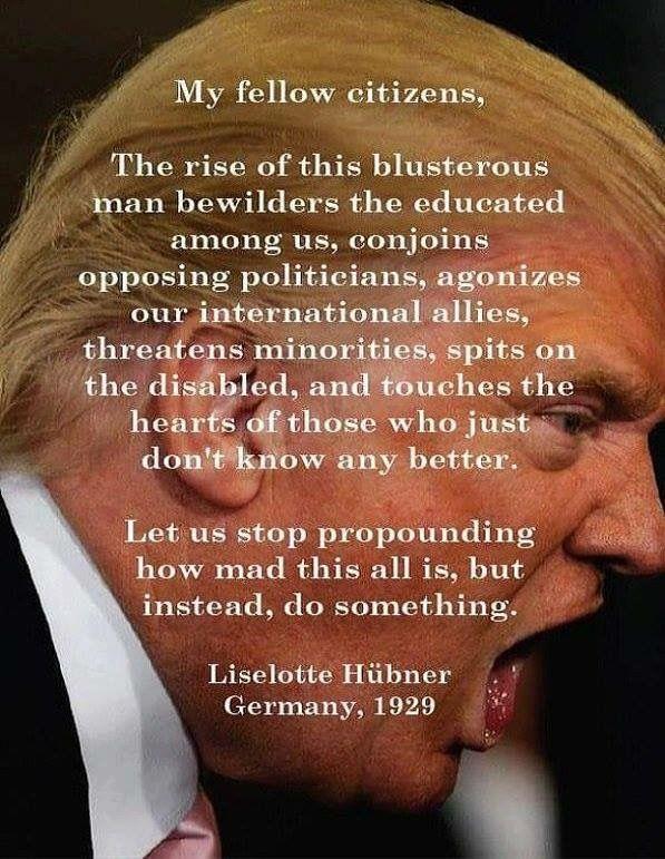 Written by a woman in Germany.