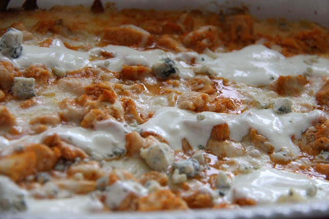 A Bountiful Kitchen: Buffalo Wing Dip