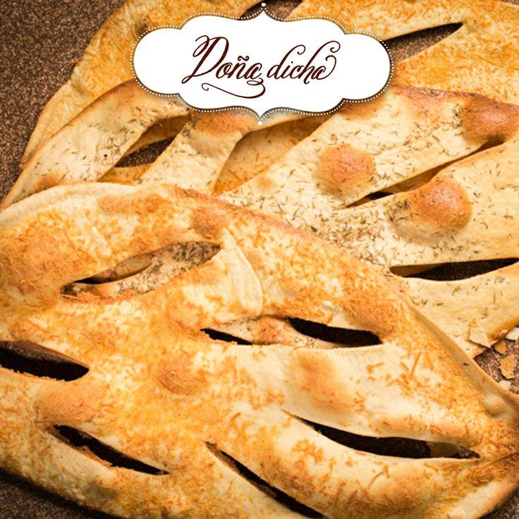 Pan de Hoja.