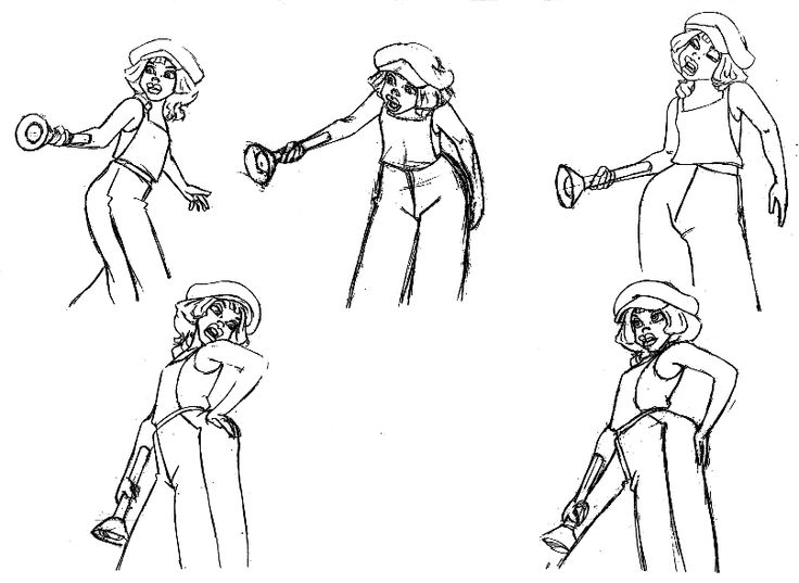 Line Drawings From D Models : Best images about disney model sheets and development