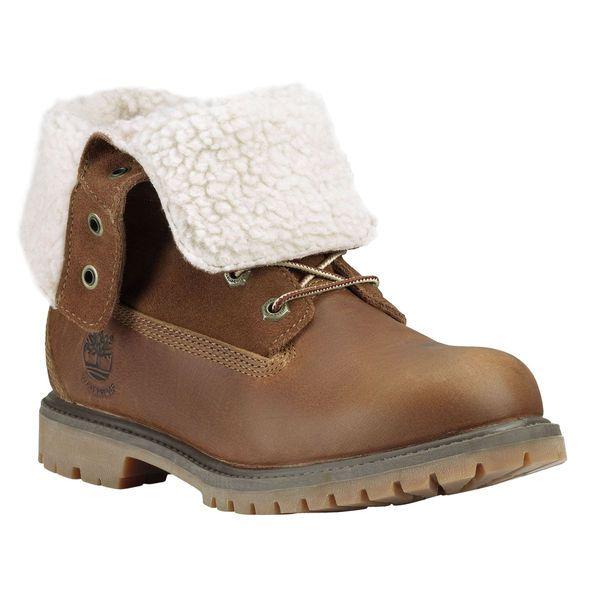 Timberland - Timberland Authentics Waterproof Fold-Down Boot Femme
