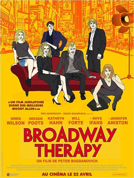[Concours] Broadway Therapy