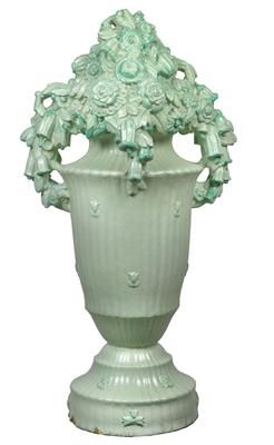 Michael Powolny (Judenburg 1871-1954 Vienna), ceremonial vase, design 1916, exection Fa. Wienerberger ceramic