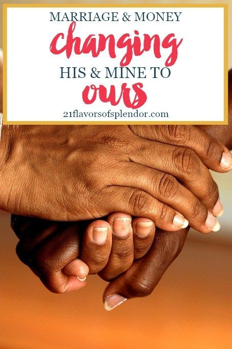 It is never easy to talk about money in marriage. Yet, it is critical for us to talk about and for us to learn to manage money together in our marriages. Click...