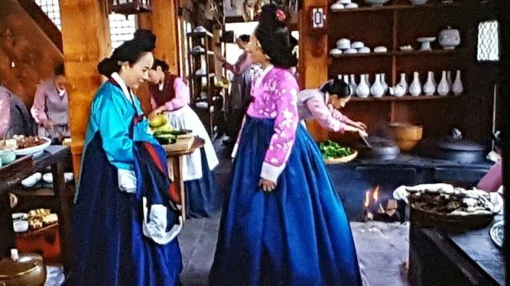 The Flower in Prison (Hangul: 옥중화; RR: Okjunghwa; MR: Okchunghwa) is a South Korean television series starring Jin Se-yeon, Go Soo, Kim Mi-sook, Jung Joon-ho and Park Joo-mi.  It airs on MBC  for 50 episodes. 정난정의 주방