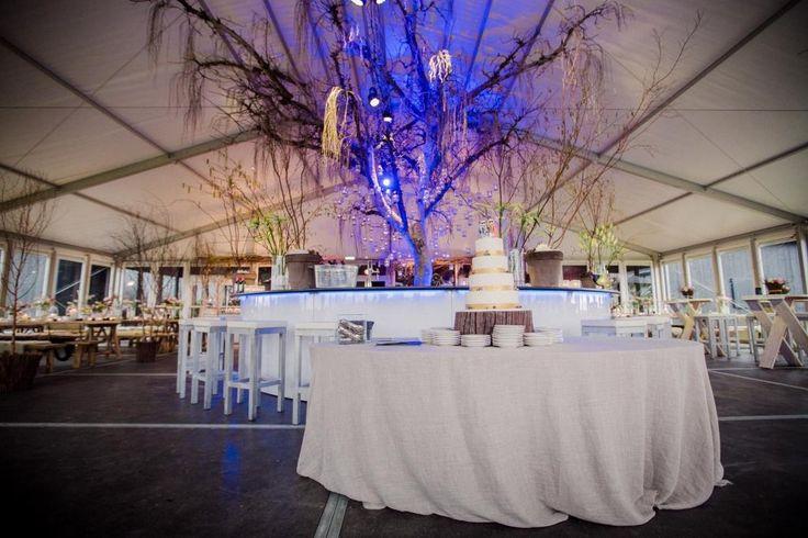 Bruidstaart tafel