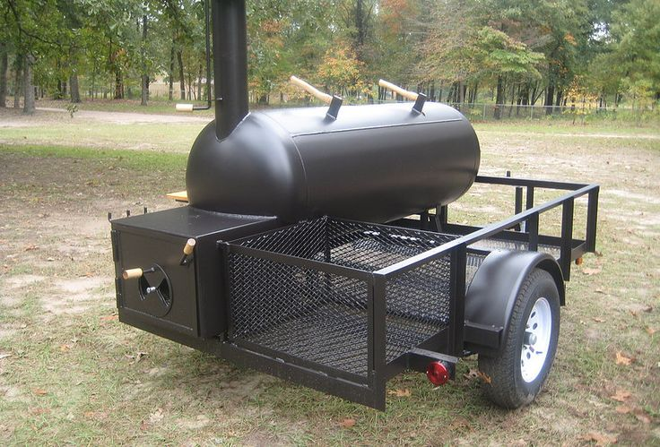 Base model of our custom smoker line, that can have accessories added to create your perfect smoker.