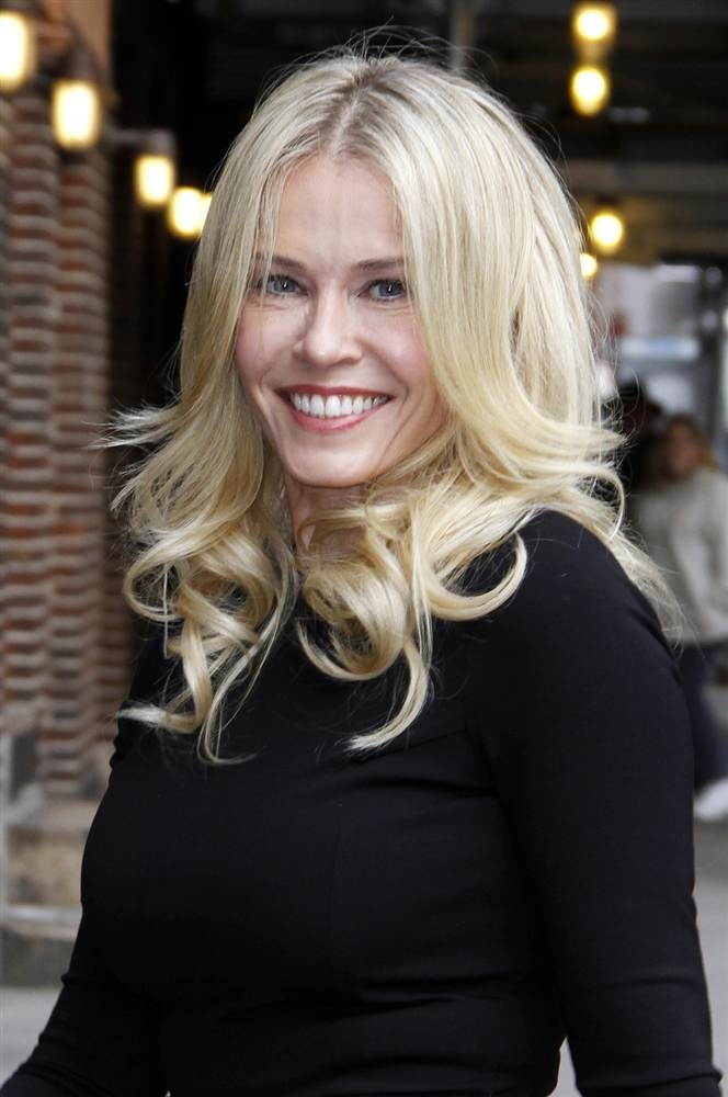 Chelsea Handler!! She so pretty...and is from Livingston, NJ...