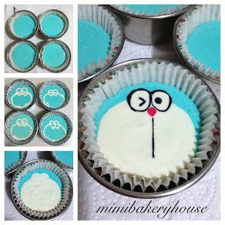 MiMi Bakery House: 小叮当来咯 Doraemon is here...!!!