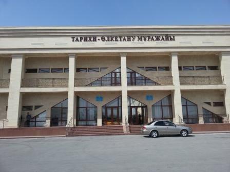 Шымкент / Shymkent in ЮКО