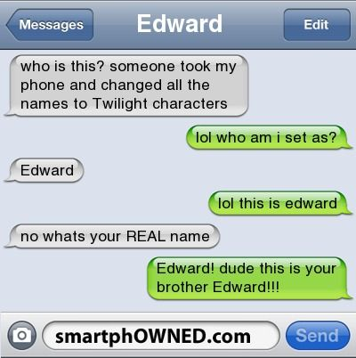 Page 3 - Autocorrect Fails and Funny Text Messages - SmartphOWNED