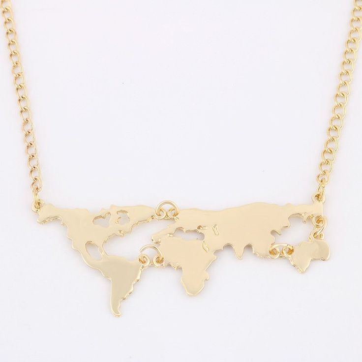 Stunning We Are The World fashion necklace. Multiple colors.