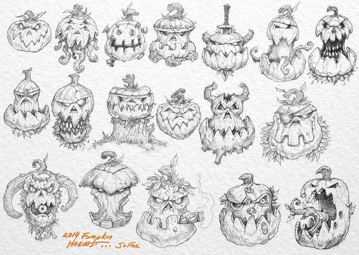 Best images about references pumpkins on pinterest