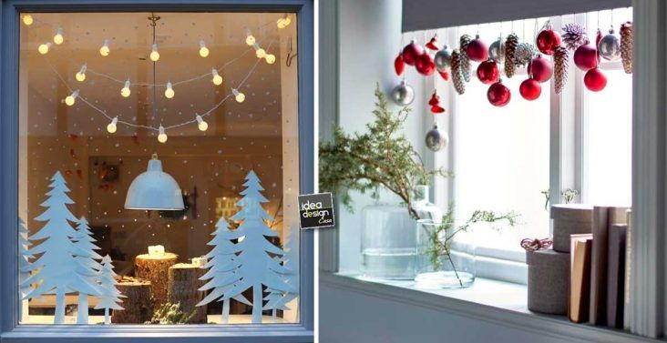 Decorazioni Natalizie Per Balconi Fai Da Te.Decorare Il Balcone Per Natale 20 Idee Da Cui Ispirarsi