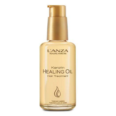 Lanza Keratin Healing Oil Hair Treatment 50ml  Description: Lanza Keratin Healing Oil Hair Treatment Lanza Keratin Healing Oil Hair Treatment is een ultiem verzorgende olie die het haar een uiterst gezond uiterlijk geeft. Deze olie maakt het haar uiterst zacht waarbij er een stralende glans wordt gecreëerd. Lanza Keratin Healing Oil Hair Treatment herstelt en beschermt het haar. Beschadigd haar wordt van binnen uit behandeld waardoor het haar meer kracht en elasticiteit zal krijgen. Lanza…