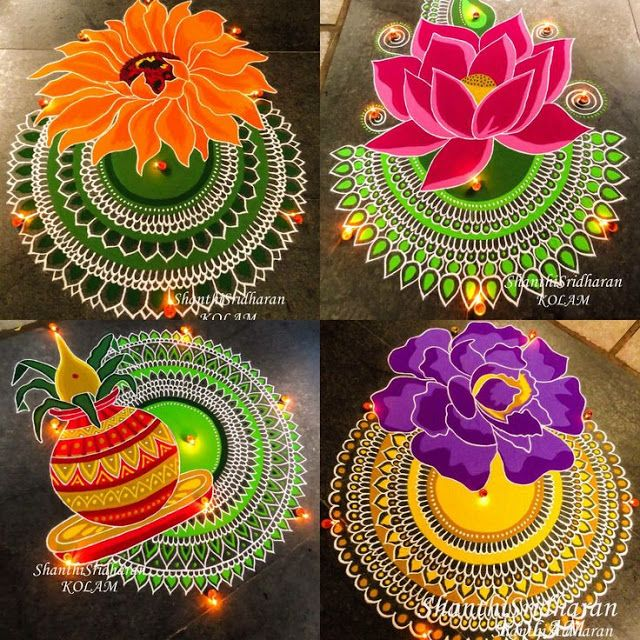 easy rangoli designs for diwali rangoli for diwali indian