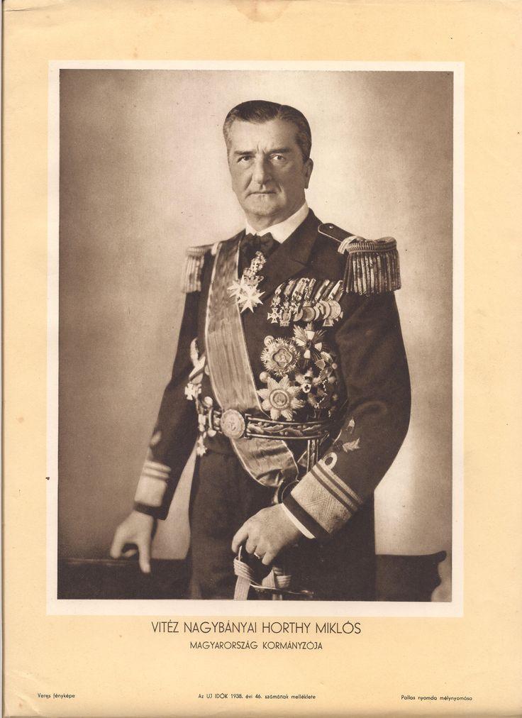 Vitéz Nagybányai Horthy Miklós 1938