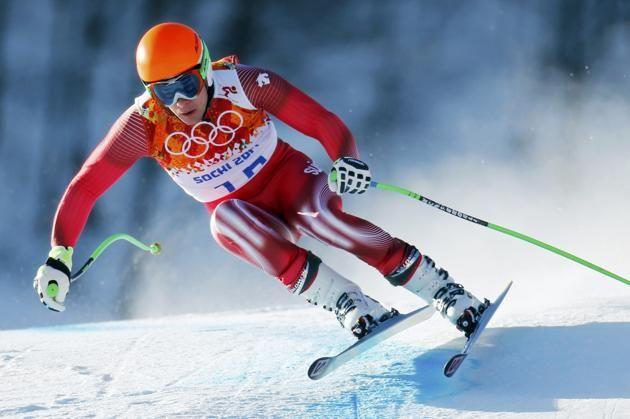 2014 winter olympics men's downhill | ... men's alpine skiing downhill event during the 2014 Sochi Winter