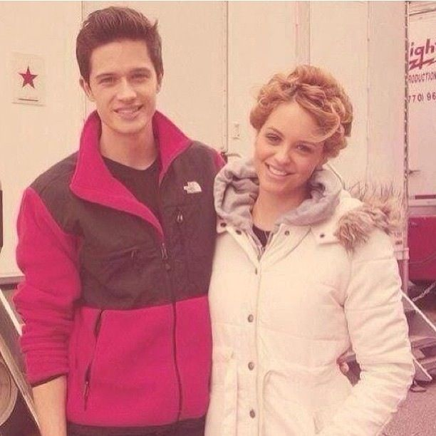 Teen Wolf Young Peter and Erica Reyes ( Michael Fjordbak and Gage Golightly )