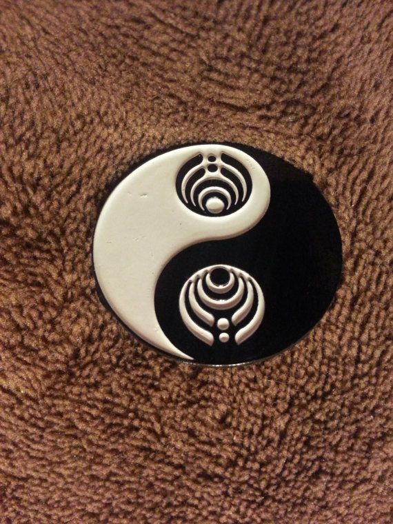 Hey, I found this really awesome Etsy listing at https://www.etsy.com/listing/195210350/bassnectar-ying-yang-pin  #bassnectar