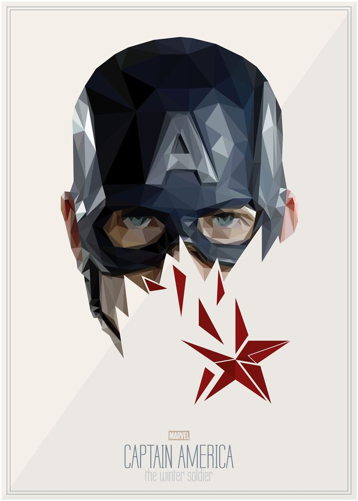s2lart - Captain America - The Winter Soldier