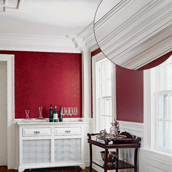 39 Crown Molding Design Ideas