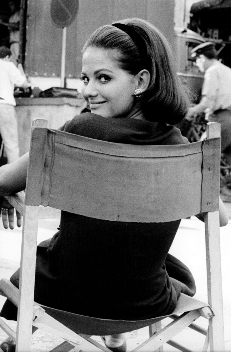 Claudia Cardinale from the angle she resembles Marion Cotillard