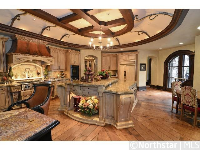 115 best million dollar kitchens images on pinterest for Million dollar kitchen designs