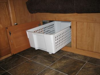 Cheap and Easy Organize Storage For RV Living (40)