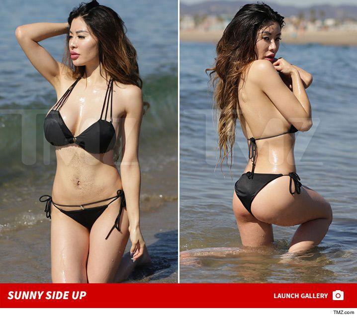 Playmate Sunshine Shen -- Healthy Dose of ... Vitamin D-Light (PHOTO GALLERY) - http://blog.clairepeetz.com/playmate-sunshine-shen-healthy-dose-of-vitamin-d-light-photo-gallery/