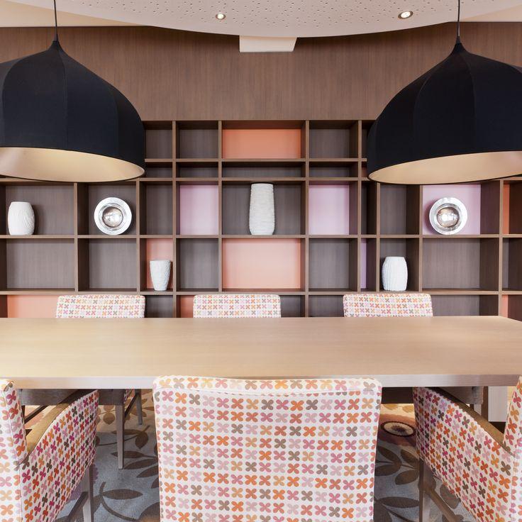Annekoos Littel Interieurarchitecten bni - Woonzorgcentrum Westwijk Amstelveen #health #care #interior #design #annekoos #annekooslittel #woerden