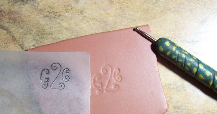 A few weeks ago I said I would share how I made a signature stamp so I'm finally getting around to it. You can use this method to create ot...