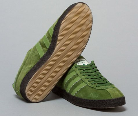 Oi Polloi-exclusive Adidas Ardwick trainers available from this weekend