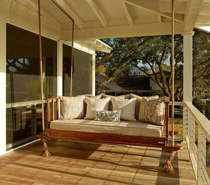 canapé et lit suspendu Eliza par Vintage Porch Swings