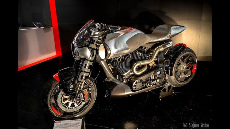 New 2018 Model Arch Motorcycles@EICMA Milan