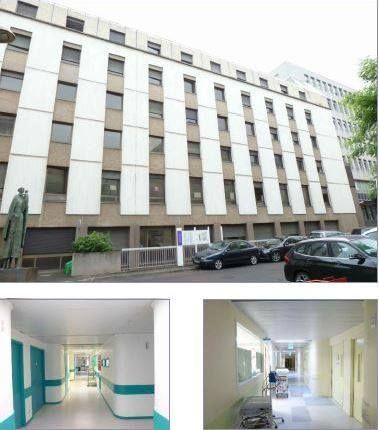 HOPITAL LARIBOISIERE - PARIS (75) #Audit #VMC au niveau du bâtiment maternité