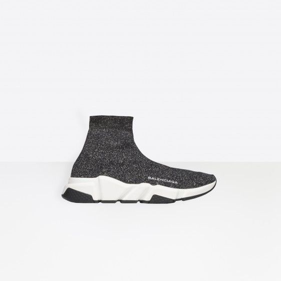 Shop Balenciaga Trainers With Textured Sole Black Women in Balenciaga Sale online with Balenciaga Sneakers Sale and Cheap Balenciaga. #balenciaga #fashion #sneakers #shoes #lifestyle #outlet #spring #summer #ss18