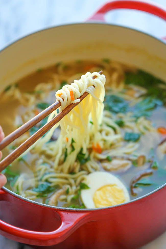 25+ Best Ideas about Healthy Ramen on Pinterest | Healthy ...