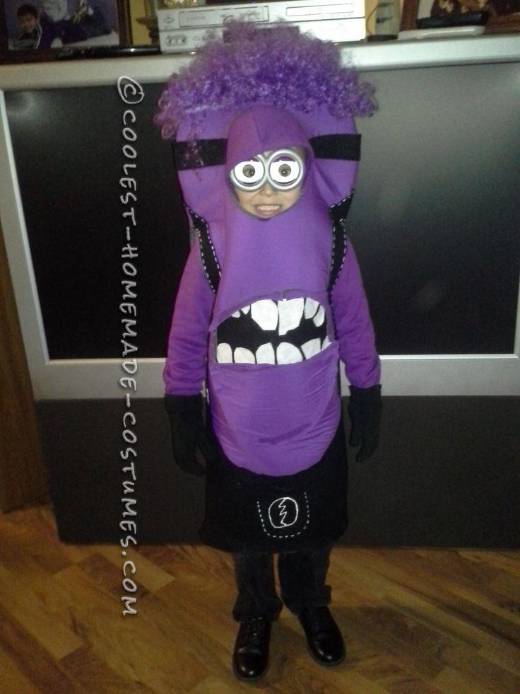 1000+ ideas about Purple Minions on Pinterest | Evil ...