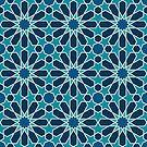 Moroccan tiles 5 by creativelolo