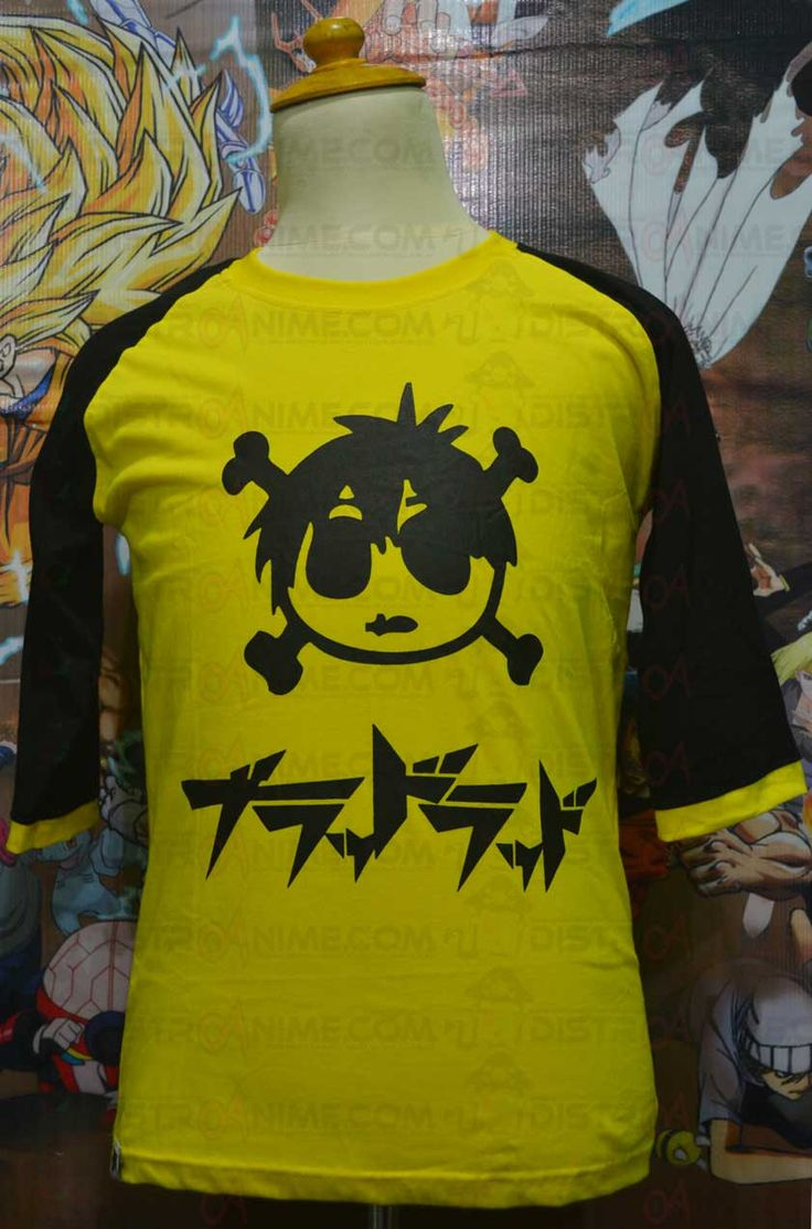 Jual Baju Kaos Anime Staz Blod Lad Murah