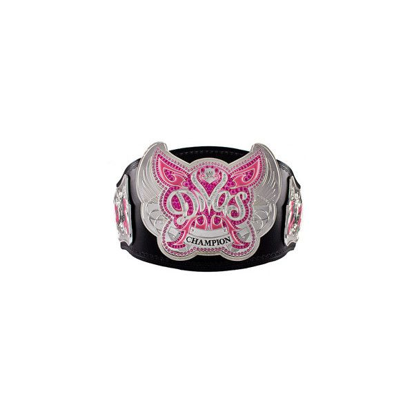 WWE Divas Championship Commemorative Belt ❤ liked on Polyvore featuring wwe, wrestling, divas and jewelry