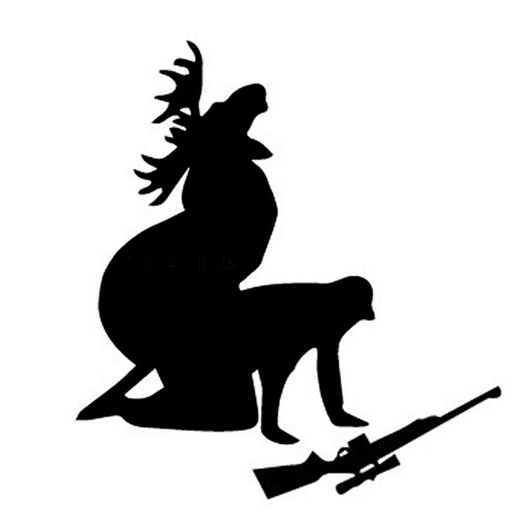 13*12CM Elk Hunter Personalized Car Stickers Decals How Ya Like My Meat Now Funny Moose Hunting Hunter Black/Silver CT-600♦️ SMS - F A S H I O N 💢👉🏿 http://www.sms.hr/products/1312cm-elk-hunter-personalized-car-stickers-decals-how-ya-like-my-meat-now-funny-moose-hunting-hunter-blacksilver-ct-600/ US $1.17
