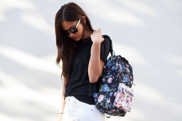 MOCHILAS HERSCHEL Tendência de acessório lindo de viver: as mochilas mais cool dos últimos tempos <3 - Starving.com.br