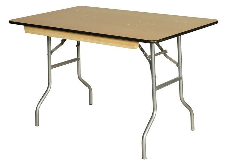 Folding 4 Foot Tables