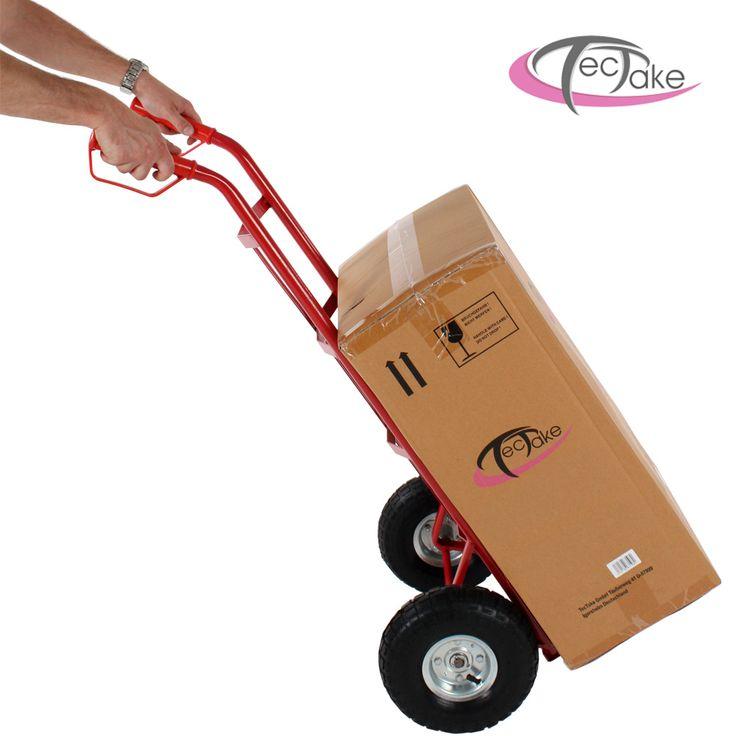 Diable Chariot de transport pour déménagement livreur, manutention max 200kg